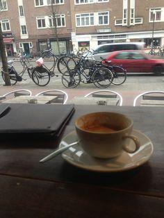 Nice place to work. Good coffee !!