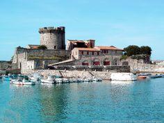 Saint Jean de Luz ~ Pays Basque ~ Pyrénées-Atlamtiques ~ Aquitaine ~ France ~ Fort de Socoa