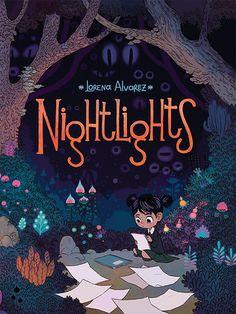 #CoverReveal: Nightlights - Lorena Alvarez
