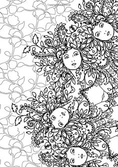 Art Therapy: The Enchanted Forest: 100 Designs Colouring In and Relaxation: Marthe Mulkey: 9781910254042: Books - Amazon.ca