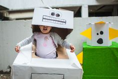 Make your baby the neighborhood's most adorable trick-or-treater: ten adorable costumes you can make with three materials or less (often in under fifteen minutes! Cute Costumes, Baby Halloween Costumes, Baby Cows, Baby List, Nursery Themes, Easy Diy, Make It Yourself, How To Make, Babys