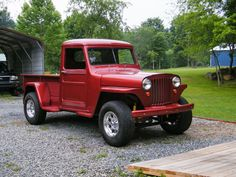 1947 Willys Truck - Photo submitted by Donny Donelson. Willis Pickup, Willis Truck, Jeep Pickup Truck, Truck Camper, Vintage Jeep, Vintage Trucks, Old Jeep, Jeep Jeep, Willys Wagon