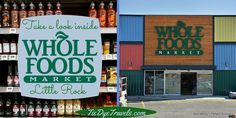 Tie Dye Travels with Kat Robinson: From Beans & Grains & Things to Whole Foods: The N...