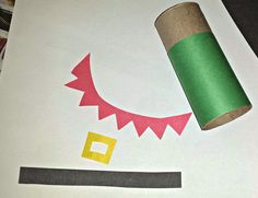elf toilet paper roll craft for kids