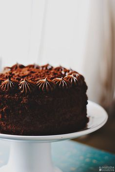 A Cozinha Coletiva: Brooklyn Blackout Cake