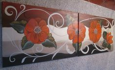 2 telas conjunto , decoraçao