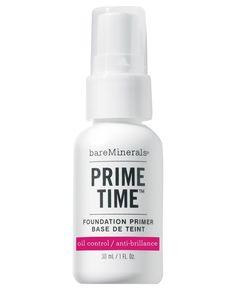 Bare Escentuals bareMinerals Prime Time Oil Control Face Primer, 1 oz.