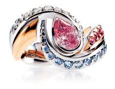 My Ring! Calleija pink diamond