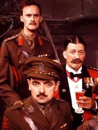 www.FatRoland.co.uk Blackadder, Moustache, Funny People, Captain Hat, Hats, Photography, Image, Google, Mustache