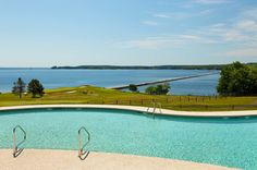 Kids will love the pool at the Samoset