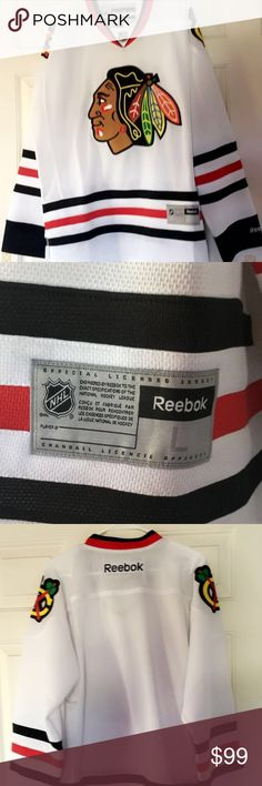 NWT Reebok Black Hawks hockey jersey New with tags Reebok Other