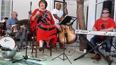 Erika Lundi with The Winchester Mansions Trio Sunday Brunch The Glenn, Lamb Curry, Jazz Band, Sunday Brunch, Erika, Winchester, Musicians, Trust, African