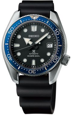 Seiko Watch Prospex The 1968 Automatic Divers Limited Edition Pre-Order #add-content #basel-18 #bezel-uni-directional #bracelet-strap-rubber #brand-seiko #case-material-steel #case-width-44mm #cws-upload #date-yes #delivery-timescale-call-us #dial-colour-black #gender-mens #limited-edition-yes #movement-automatic #new-product-yes #official-stockist-for-seiko-watches #packaging-seiko-watch-packaging #pre-order #pre-order-date-30-09-2018 #preorder-september #subcat-seiko-prospex