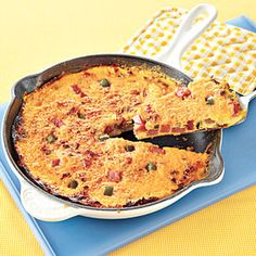 Budget meal planning: Hearty fall favorites | Western Frittata | AllYou.com