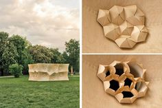 Researchers Create Stunning 3D Printed, Programmable, Bio-Inspired Architectural Materials