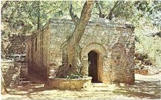 La casa de la Virgen María en Efeso