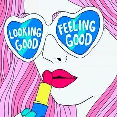 Feeling good! #Psicodelicious #psycodelicworld #psycodelic #psycodelicart #dmt #mushrooms #ovni #space #peaceandlove #world #spiritual #homies #instagood #instapic #instacool #instachile #instagram #in #freemind #psicosis #acid #like4like #vintage #trippy #travel #art #marijuana #420 #goodvibes