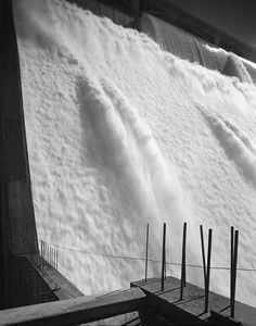 Grand Coulee Dam, Columbia River, WA