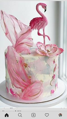 Elegant Birthday Cakes, Beautiful Birthday Cakes, Gorgeous Cakes, Pretty Cakes, Cute Cakes, Amazing Cakes, Designer Birthday Cakes, Birthday Cake Designs, Elegant Cake Design