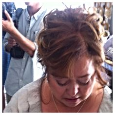 Updo Hair Styling Anywhere you go, look Fabiulus! 310.956.5130