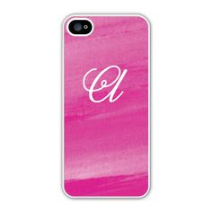 The Splash iPhone case has a soft watercolor-inspired look- we just love it!