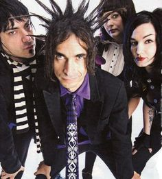 FAVORITE Band EVER!  Mindless Self Indulgence makes my heart smile<3