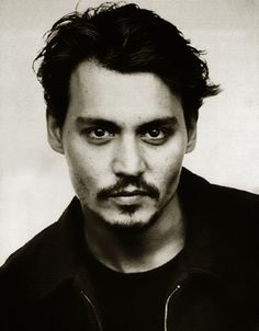 I'm in love with Johnny Depp<3