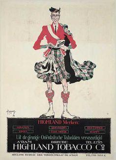Highland – H. Sanders – Holanda (1919)