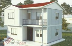 MPX3 105 Square Meters Separate Lounge / Kitchen 3 Bedrooms 2 Bathrooms