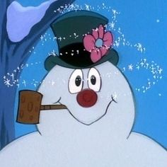 Frosty the snowman characters frosty the snowman on pinterest frosty