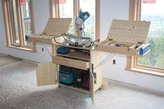 Finish Carpenter's Dream Bench/Cabinet - Reader's Gallery - Fine Woodworking