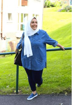 Plus size Hijab Fashion - All the plus size women looking for latest hijab fashion trends, this post is for you. We bring anawesome collection of Plus size hijabi women fashion trends. Curvy women can get lots of ideas like how to wear hijab with different outfits for aglamorous look.