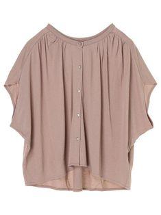 Collar Designs, Blouse Designs, Blouse Styles, Minimal Fashion, Love Fashion, Runway Fashion, Fashion Trends, Ao Dai, Toms Outlet