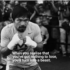 Great quote by @universe_of_success ! How comfortable are you with rock bottom? When you don't fear losing you end up winning!