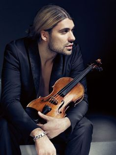 David Garrett - rocker violinist