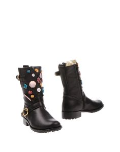 I Pinco Pallino I&S Cavalleri Полусапоги И Высокие Ботинки Для Женщин - Полусапоги И Высокие Ботинки I Pinco Pallino I&S Cavalleri на YOOX - 11107461BX