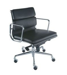 Soft Pad Medium Back Chair