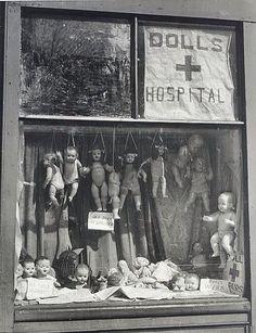 Dolls' Hospital