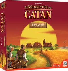 Gezelschapsspel: De Kolonisten van Catan. Lekker ontspannen, maar brengt soms toch ook stress met zich mee. Het heeft een grote geluksfactor. Heeft ook nog een aantal uitbreidingen, voor als je niet genoeg kan krijgen!