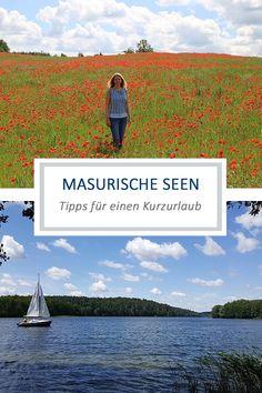Tipps für einen Kurzurlaub rund um die Masurischen Seen in Polen.