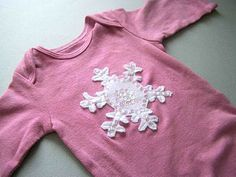 Made by Me. Shared with you.: Holiday Baby Bodysuits