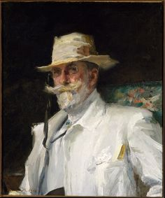 William Merrit Chase Selfportrait