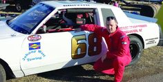 Local driver Griffith kicks off Renegades season at HMS