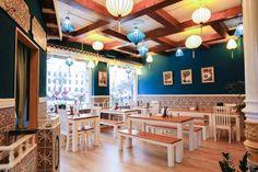in hamburg eimsb ttel gibt es ein tolles restaurant der alten schule elianes esszimmer tolles. Black Bedroom Furniture Sets. Home Design Ideas