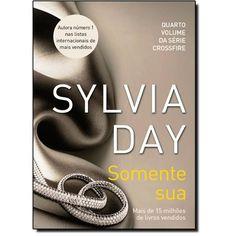 Livro Somente Sua - Vol.4 - Série Crossfire em até 6x sem juros   Romance   Cia. dos Livros