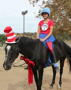 Horse Halloween Costume Ideas | Saddle Seeks Horse