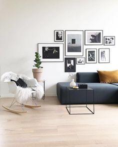 """Gefällt 1,568 Mal, 15 Kommentare - by Lassen (@bylassen) auf Instagram: """"Our Twin 42 table in the beautiful living room of @palettenoir.⠀ .⠀ #bylassen #bylassentwin…"""""""