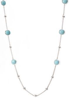 New Ippolita 'Rock Candy - Mini Lollipop' Long Necklace (Online Only),Sterling Silver - Gold fashion online. [$795]newoffershop win<<