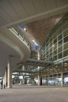 Gallery of Queen Alia International Airport / Foster + Partners - 5
