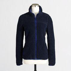 J.Crew+Factory+-+Factory+polarfleece+jacket
